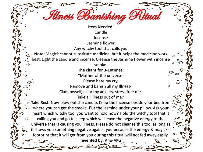 Illness Banishing Ritual-page-001