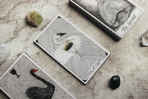 Swan Tarot