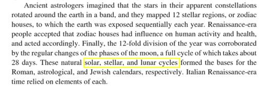 Solar Stellar Lunar