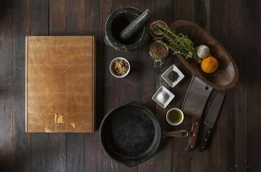 Salt in Kitchen Witchery