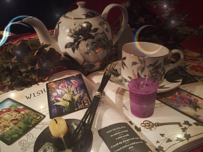Magic and Tea