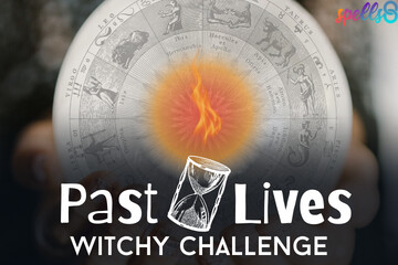 Spells8 Past Lives Witchy Challenge