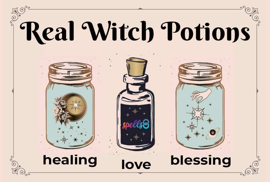 Wicca-Love-Potions