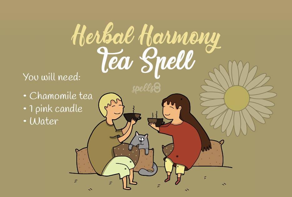 Tea-Herbal-Love-Spell