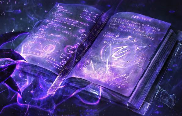 book-dark-magic-kniga-magiia-tiomnaia-magiia-runy